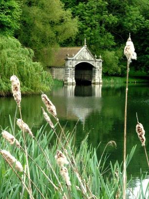 R&R - Burghley House - Gardens 2