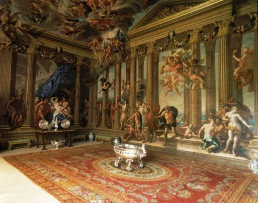 R&R - Burghley House - The Heaven Room