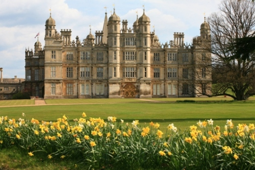 R&R - Burghley House