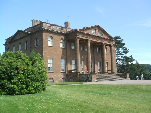 R&R - Berrington Hall