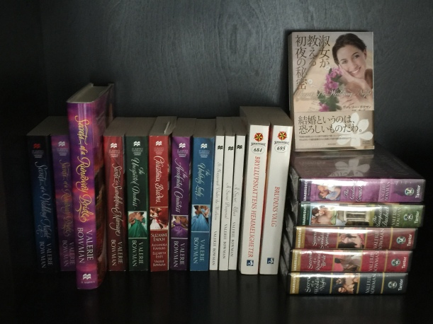 Valerie Bowman Book Collection
