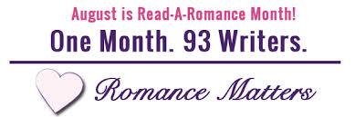 Romance Read a 2015 too