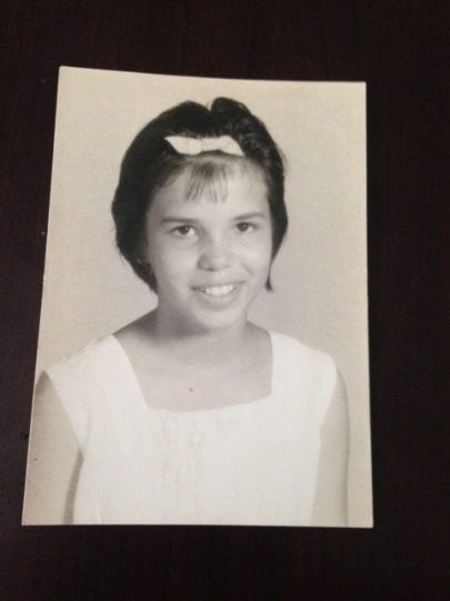 Sandra Owens Interview - childhood photo
