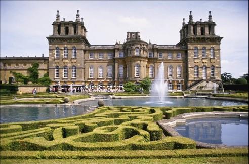 Blenheim Palace 6