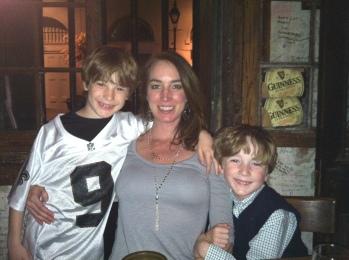 Julie Johnstone Interview 2 -2013-03-01