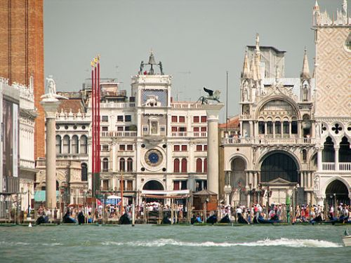 Theresa Romain Interview -Piazza_San_Marco_from_the_lagoon
