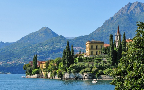 Sherry Thomas Interview - Lake Como