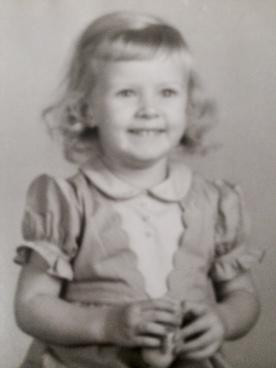 Regina Jeffers Interview - childhood photo