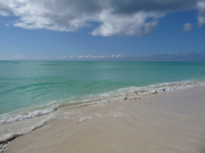 Virginia Heath Interview -Grace Bay in the Turks and Caicos Islands
