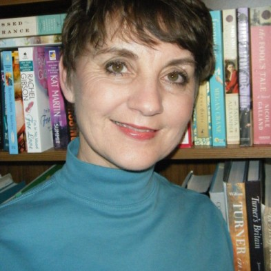 Julia Justiss Interview - author picture