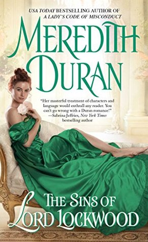 The Sins of Lord Lockwood - Meredith Duran